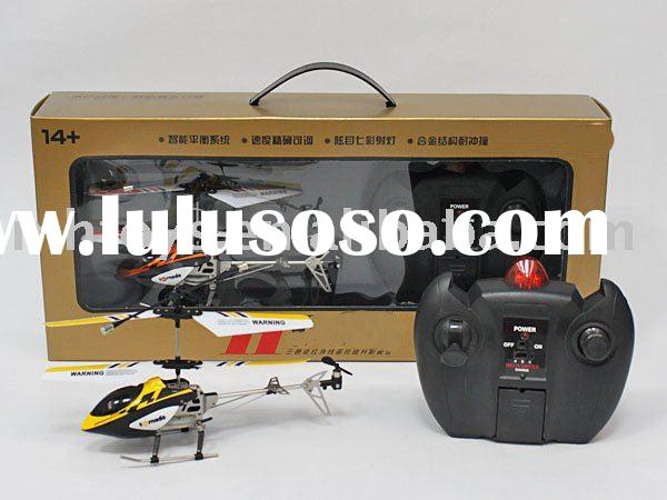 3 channel helicopter radio control with gyro