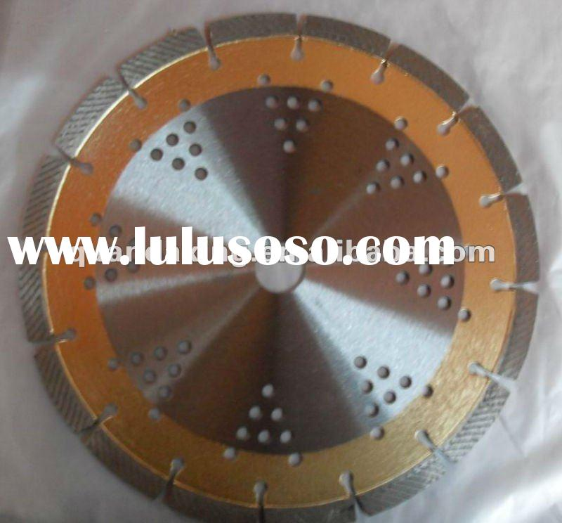 Arix laser welded saw blade for granite and concrete