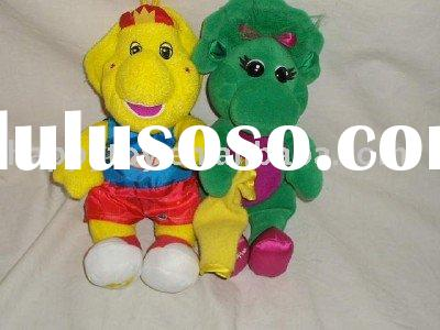 BJ & Baby Bop barney plush toy