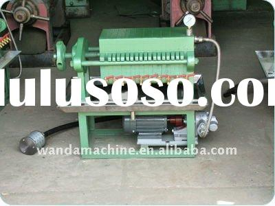 Best quality 6BL-350 used cooking oil filter press machine