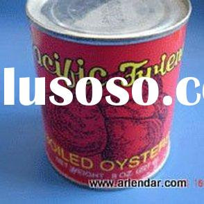 Canned Boiled oyster(Boiled oyster/canned oyster/canned seafood)
