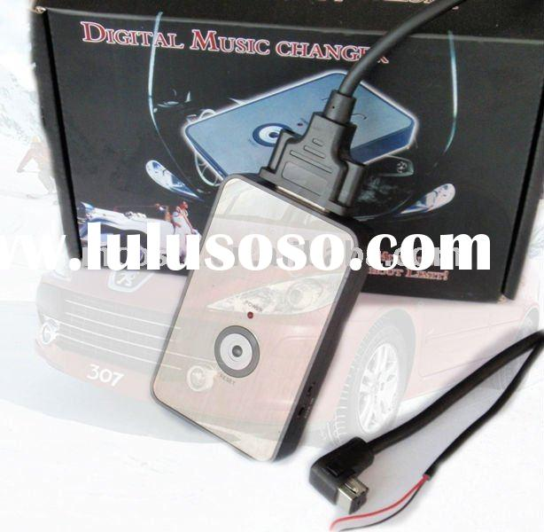 Car Digital AUX/USB/SD Music Changer/Adapter