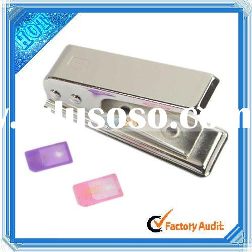 Cell Phone For iPhone Mini Sim Card Cutter