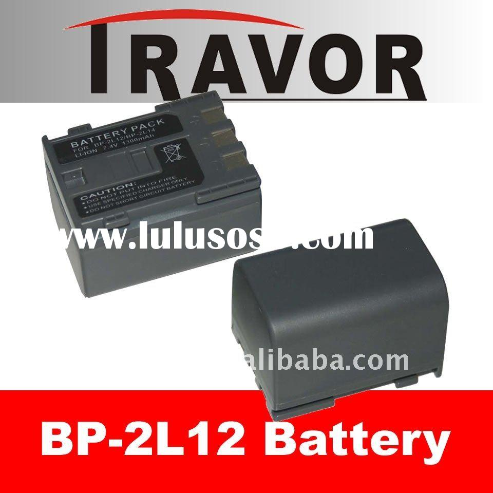Digital Camera Battery Pack for Canon BP-2L12