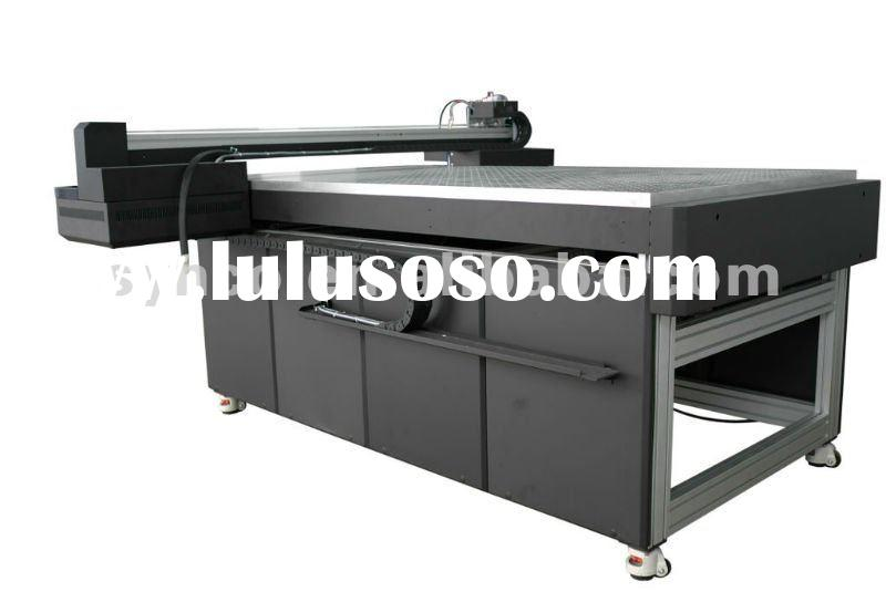 Flatbed Printer, wood, glass, crystal, ABS, acrylic, metal, stone,leather, cotton