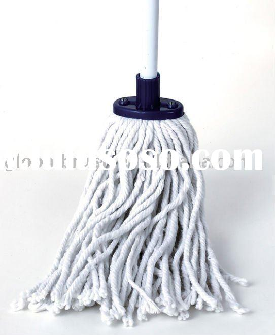 HQ502 floor cleaning cotton polyester mop