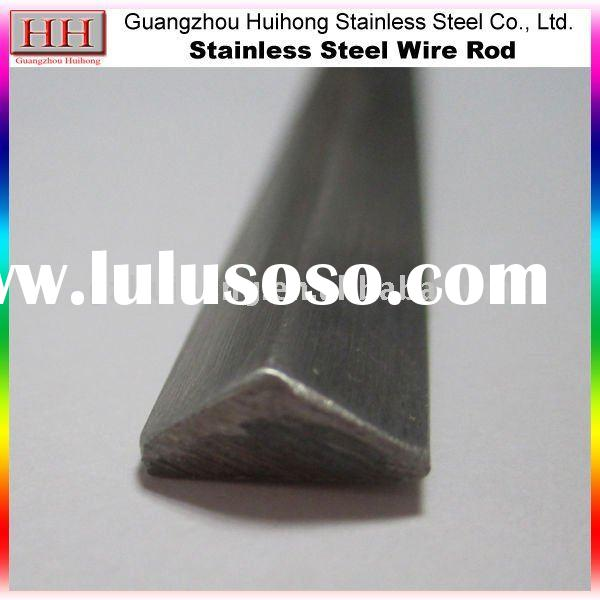 Hot Rolled AISI 420 Polished Stainless Steel Triangle Bar