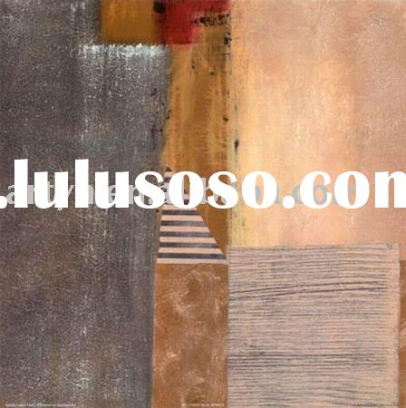 Hot Sell Handmade Modern Abstract Canvas Painting Ideas