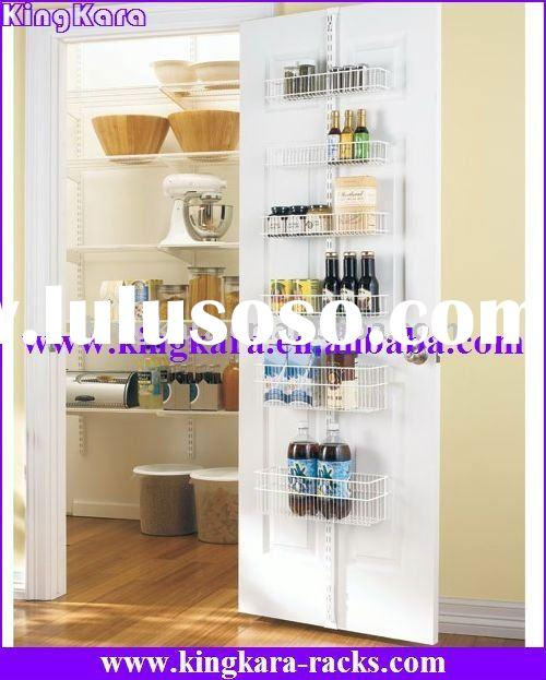KingKara KAKSR05 Metal Kitchen Wall Rack For Cup