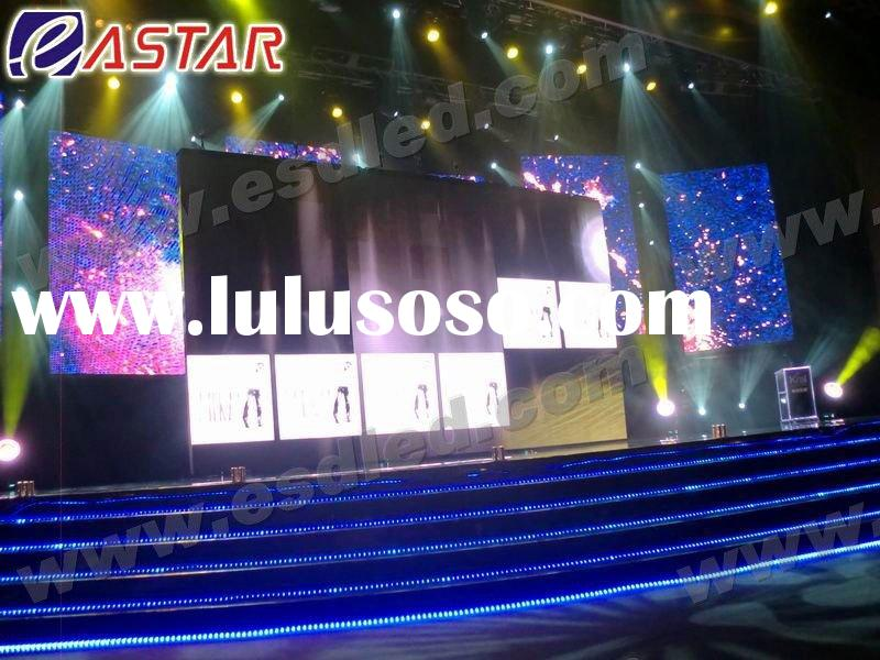P6.096 indoor stage Rental LED screen