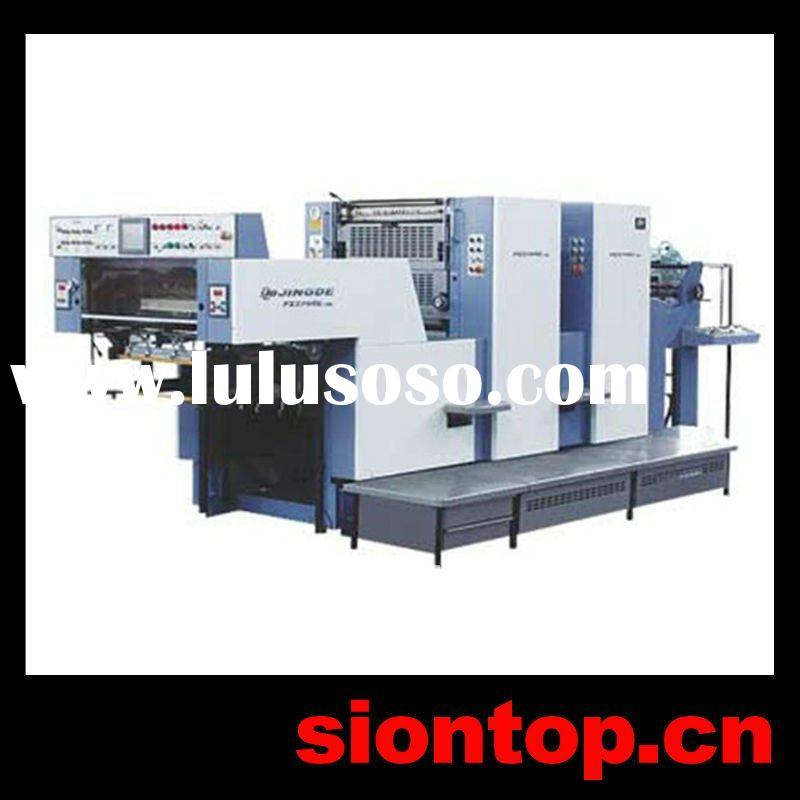 PZ2740E Double Color used offset printing machine