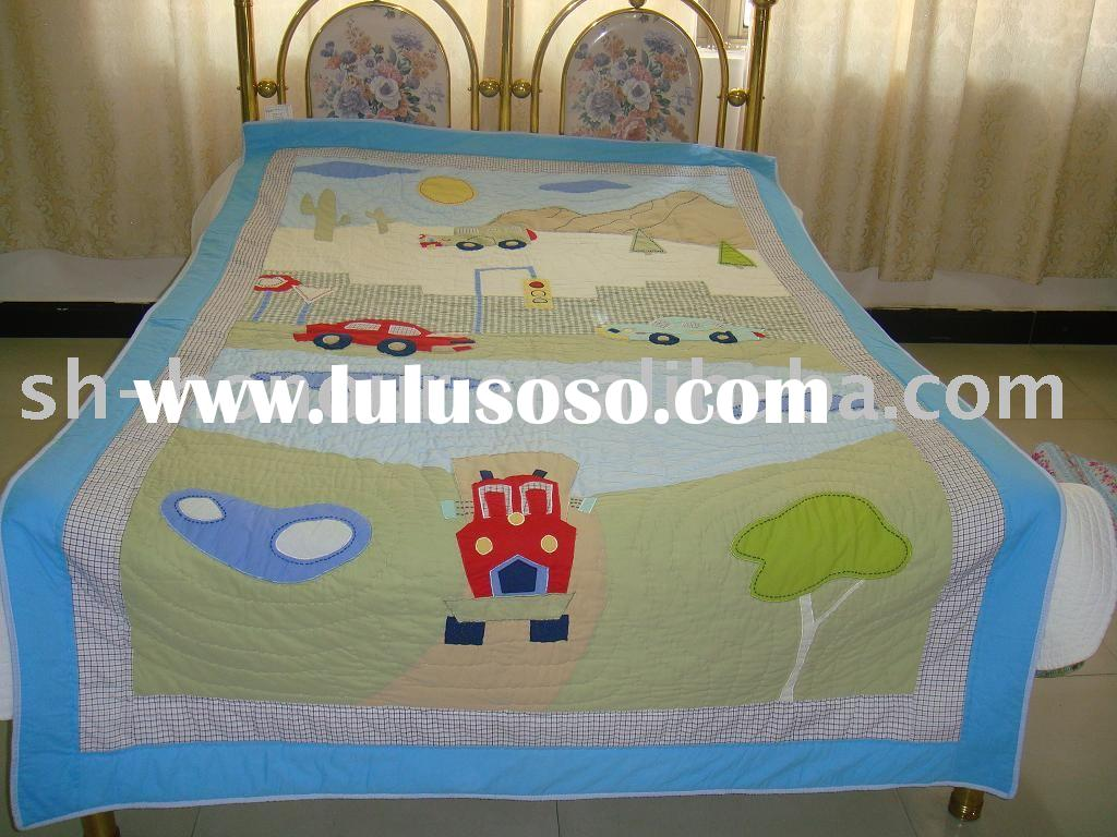 Quilt/baby bedding sets/kids quilt