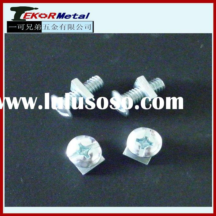 Rooffing bolts and nuts