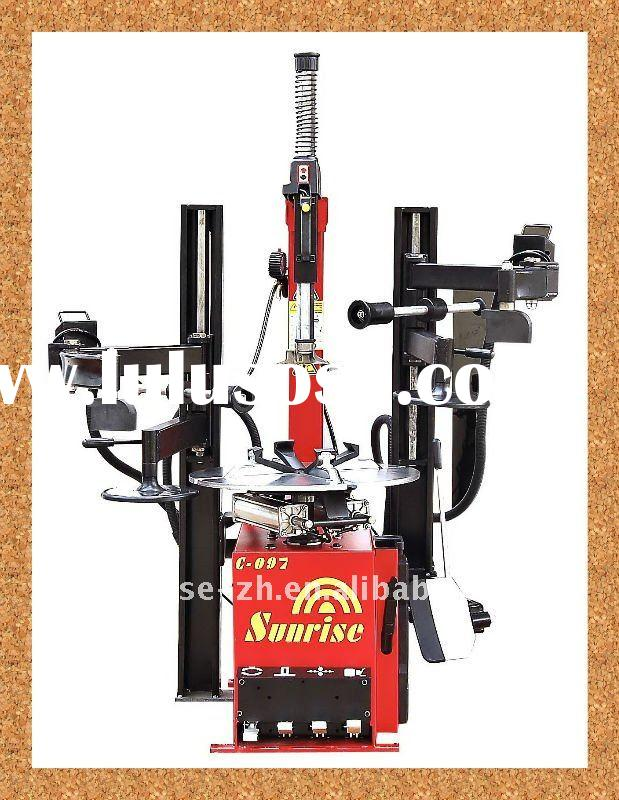 Sell:full automatic double helper tire changers(CE;ISO) car tyre changer