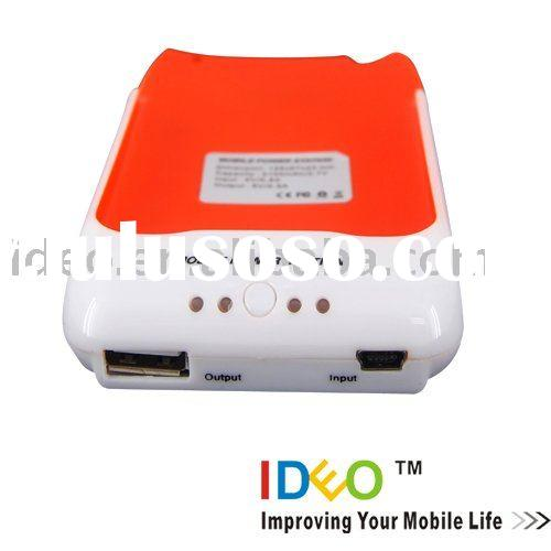 Solar Battery Case for Iphone With Usb port for Other Mobile Phone