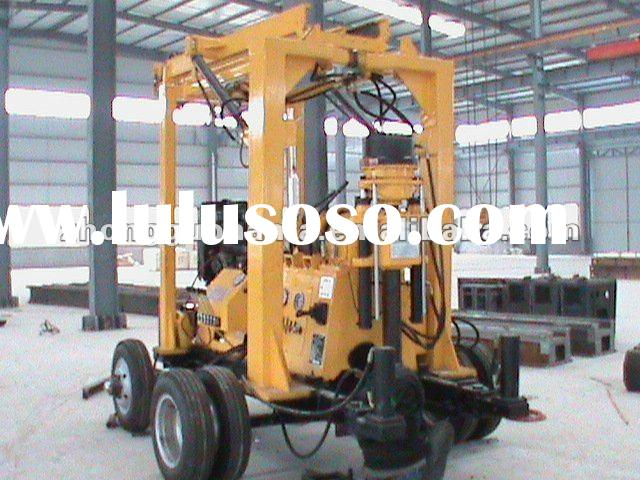 Water drilling machine for sales