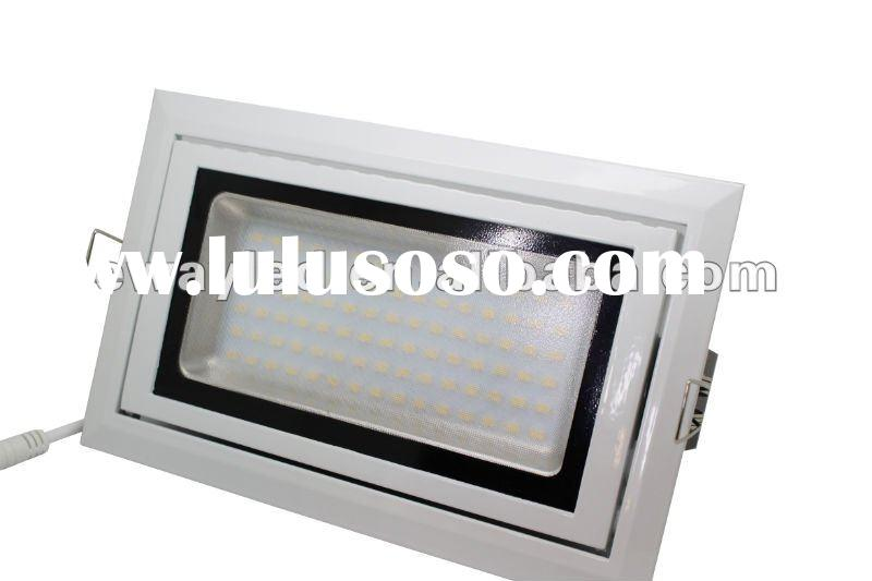 Widely praised and impressive long life span LED Stainless steel down light