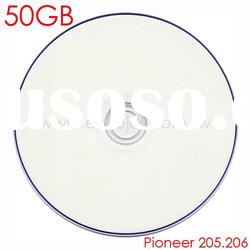 bdr bluray disc 50gb 6x (For Pioneer 205.206) A GRADE