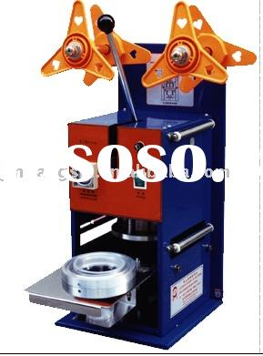 capping machine for disposable plastic cups 008615238020686