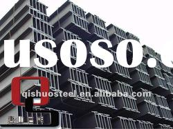 carbon H beam steel specification