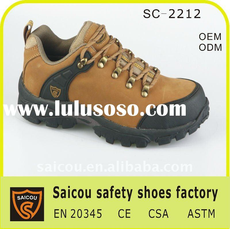 cat safety shoes factory SC-2212