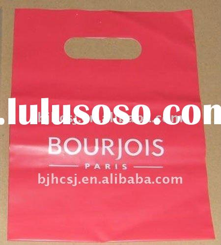customized printed plastic bag
