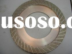 diamond grinding wheel dresser for brake pads