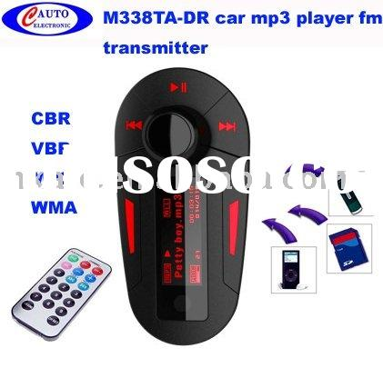driver car mp3 player with fm transmitters sd usb line in M338TA-DR