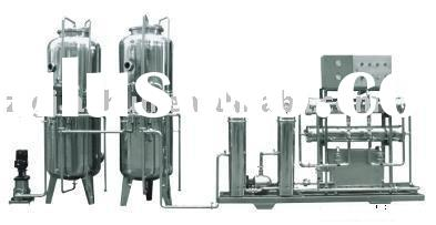mineral water making machine ( ISO certificate)