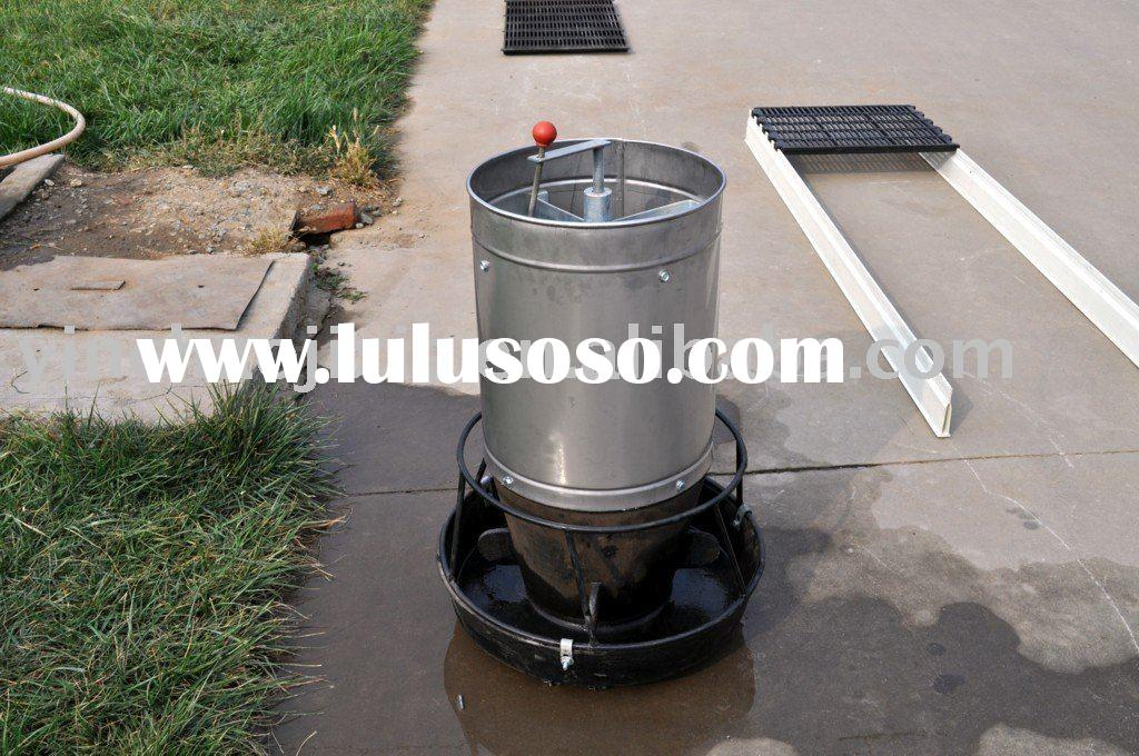 new type and high quality stainless steel cylinder feeder