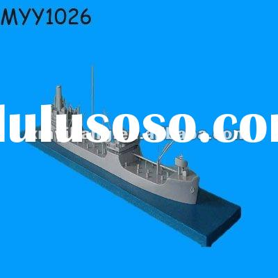 resin model ship kit for collection