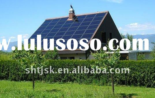 sell 12v solar panel with Grade A