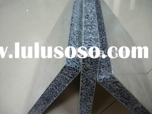ultralight acoustic panels for construction--new acoustic aluminum composite panel( composite alumin
