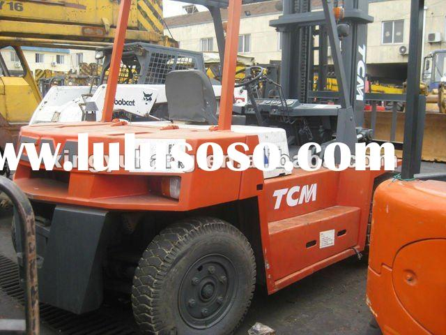 used forklift TCM FD-80 8t for sell