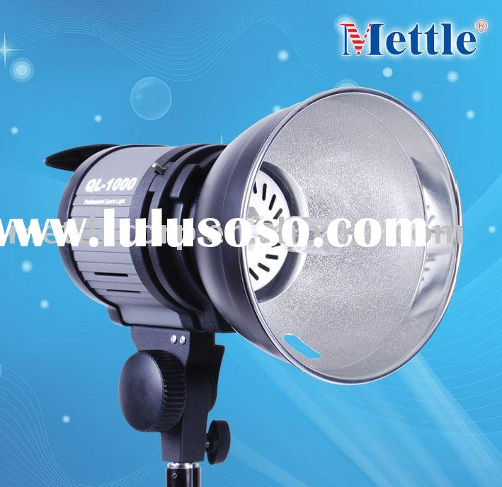 1000W Continuous Quartz Light,Studio Light,Mettle Photographic equipment