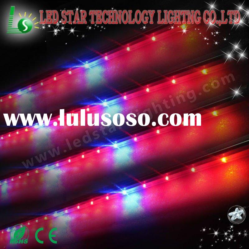 18w Tube Red:Bule:Orange=7:1:1 hydroponics flower led grow light