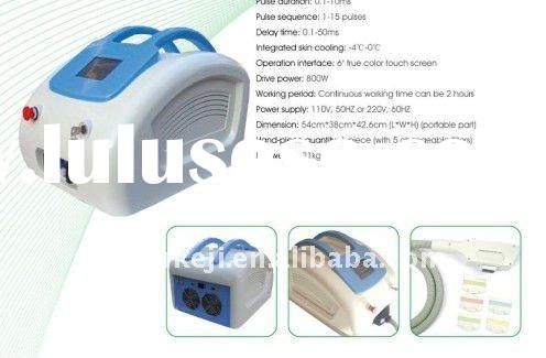 2012 Newest Mini Portable Home Hair Removal Device