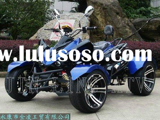 300CC LONCIN Racing ATV with EEC,2 passengers,14 inch wheels,China atv, new star atv