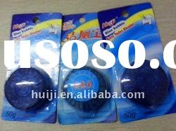 50g Blue bubble Toilet Block,toilet deodorizer