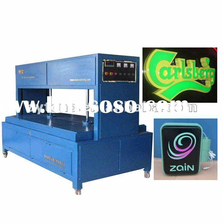 Acrylic vacuum forming machine for sale