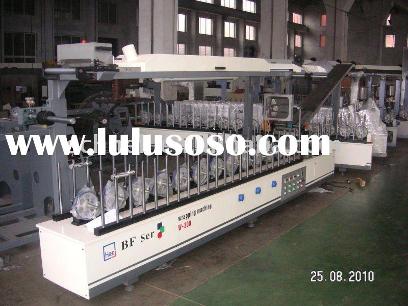 BF300C Multifunction Cold&Host Glue Wrapping Machine (combined type)