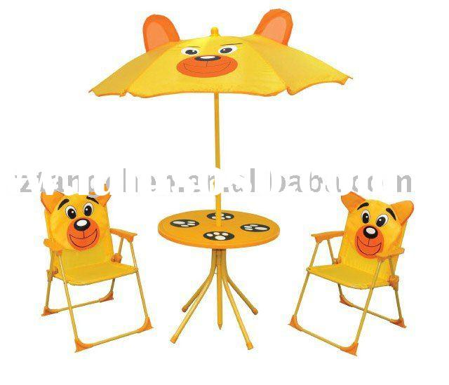 Children furniture set -cartoon table and chair