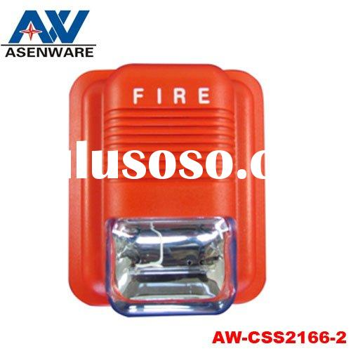 Conventional Fire Alarm System Strobe Hooter AW-CSS2166-2 //fire alarm system