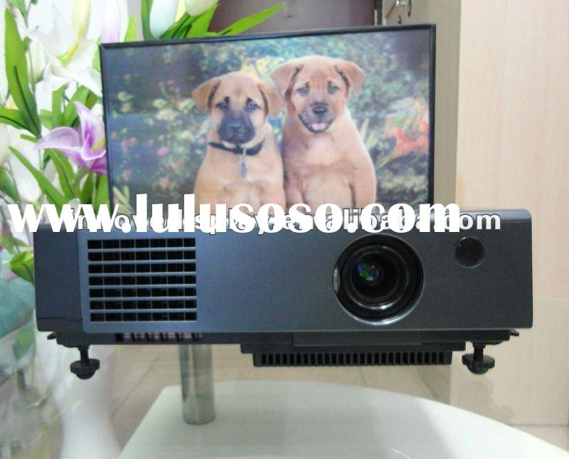 Hologram projector holographic screen film prjector 4,000 lumens 1024*768 support 1920x1080 high lum
