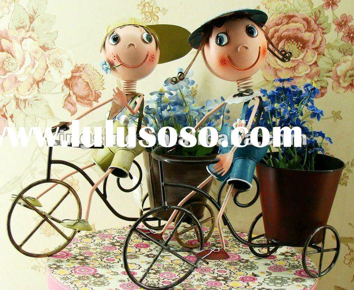 Home and garfen decoration Metal Crafts