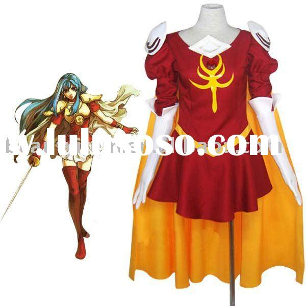 Hot sale Custom made Fire Emblem Cosplay Costume