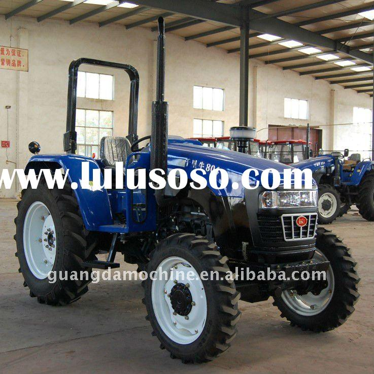Hot sale low price 80HP tractor
