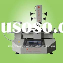 Infrared BGA Rework Station WDS-450 For Laptop Desktop Mobile Repair Machine