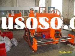 Motorised cable reels for mining equipment