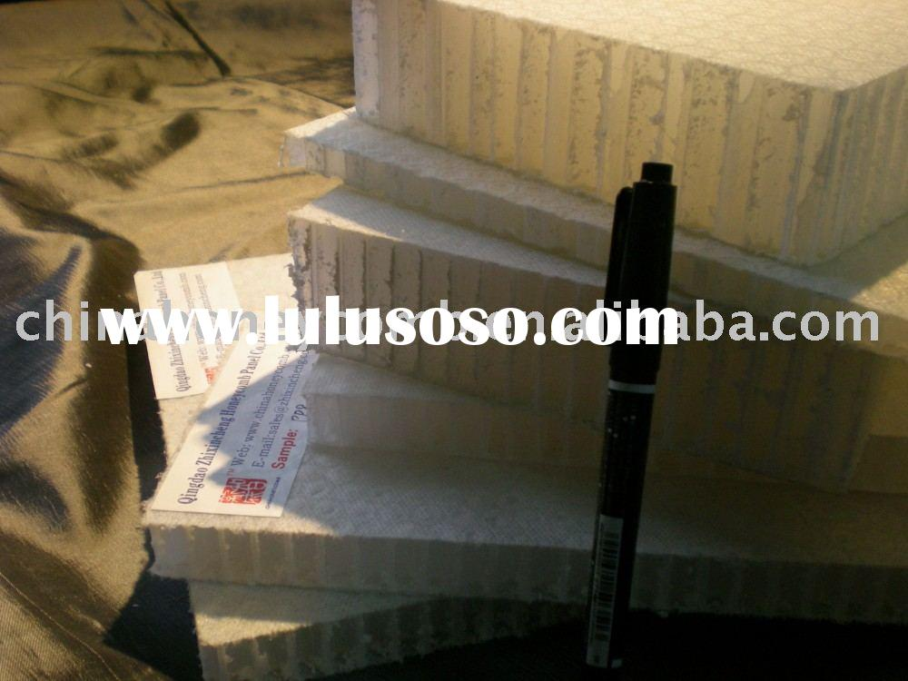 PP honeycomb panel (building material)
